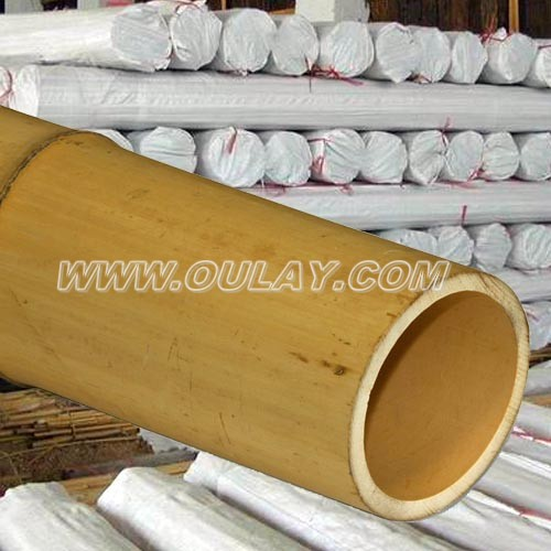 Bamboo poles packing