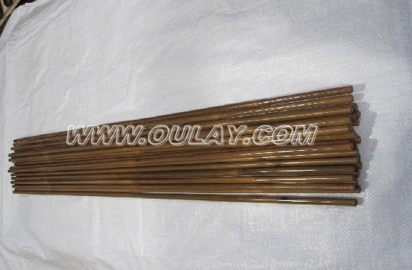Bamboo arrow shafts