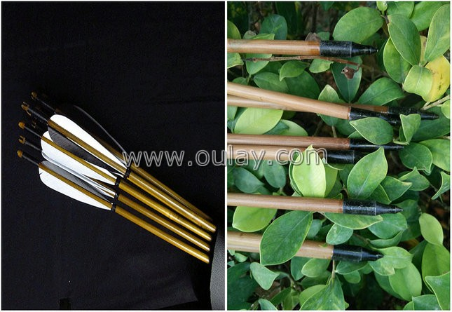 bamboo arrows top quality
