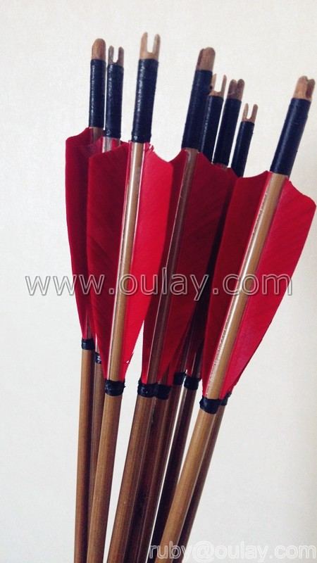 hunting equipment bamboo arrows