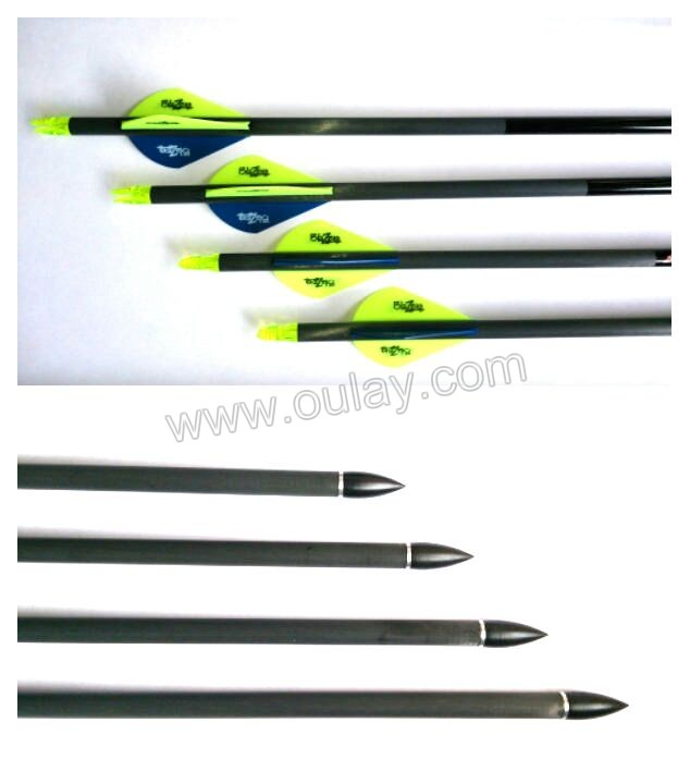 carbon arrows for outdoor sports