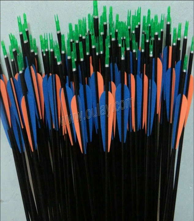 pure carbon arrows