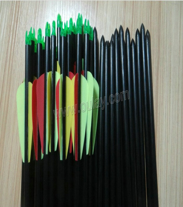 traditional carbon arrows