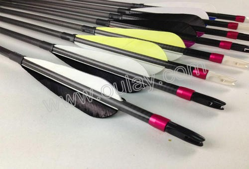 sharp carbon arrows