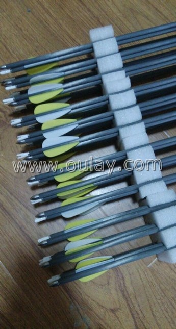 carbon fiber arrows