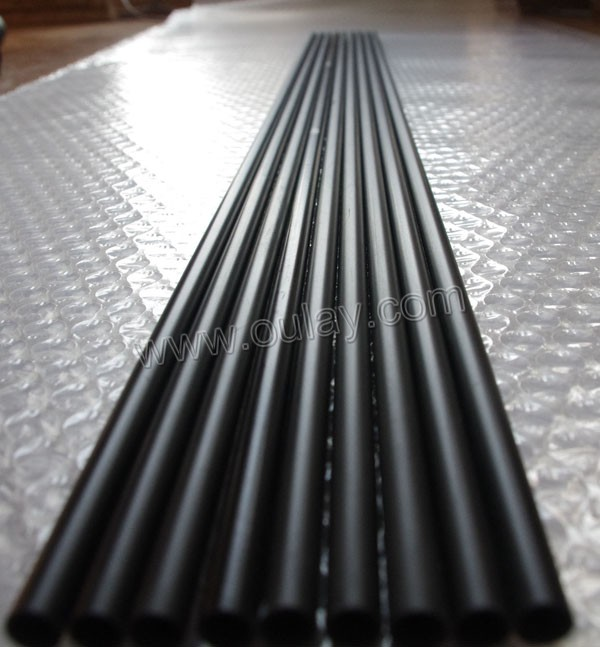 pure carbon arrow shafts