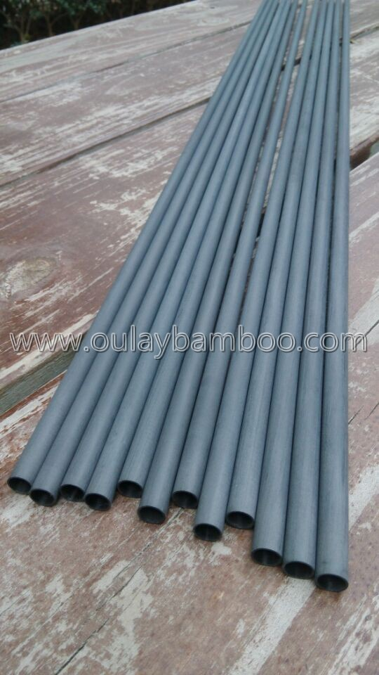 mixed carbon fiber tubes