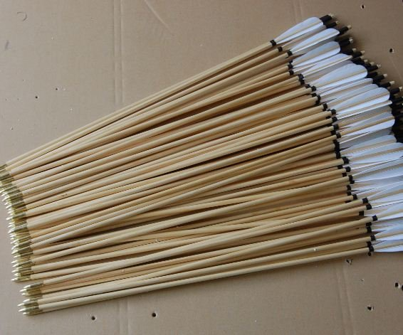 complete wood arrows