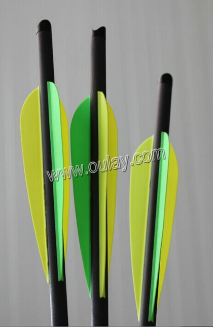 Archery carbon arrows