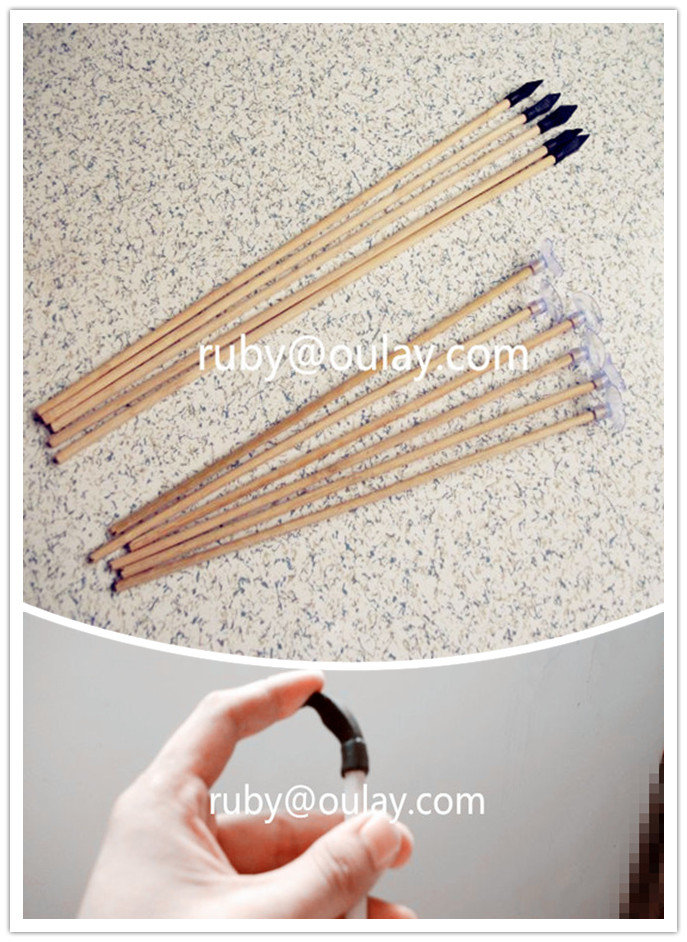 toy bamboo arrows for children play