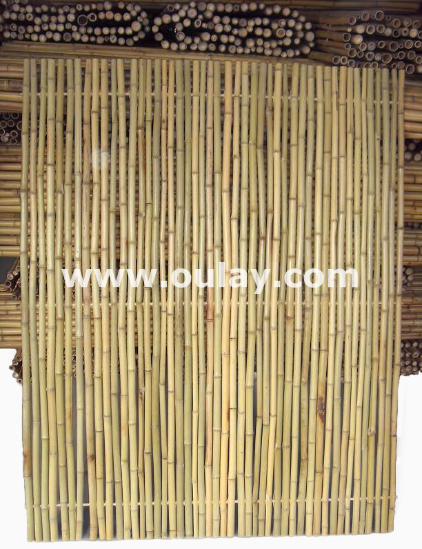 natural high quality bamboo fence,Bulk order is welcome