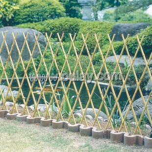 bamboo fencing for  decoretion