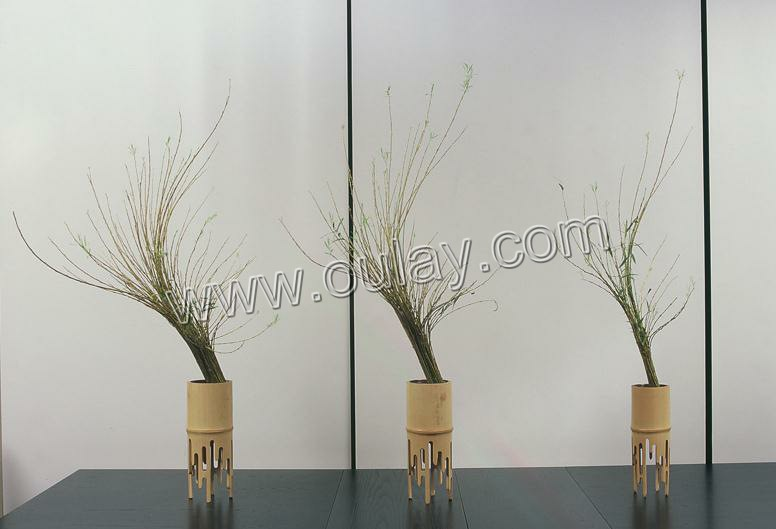 artificial flower basket decoration