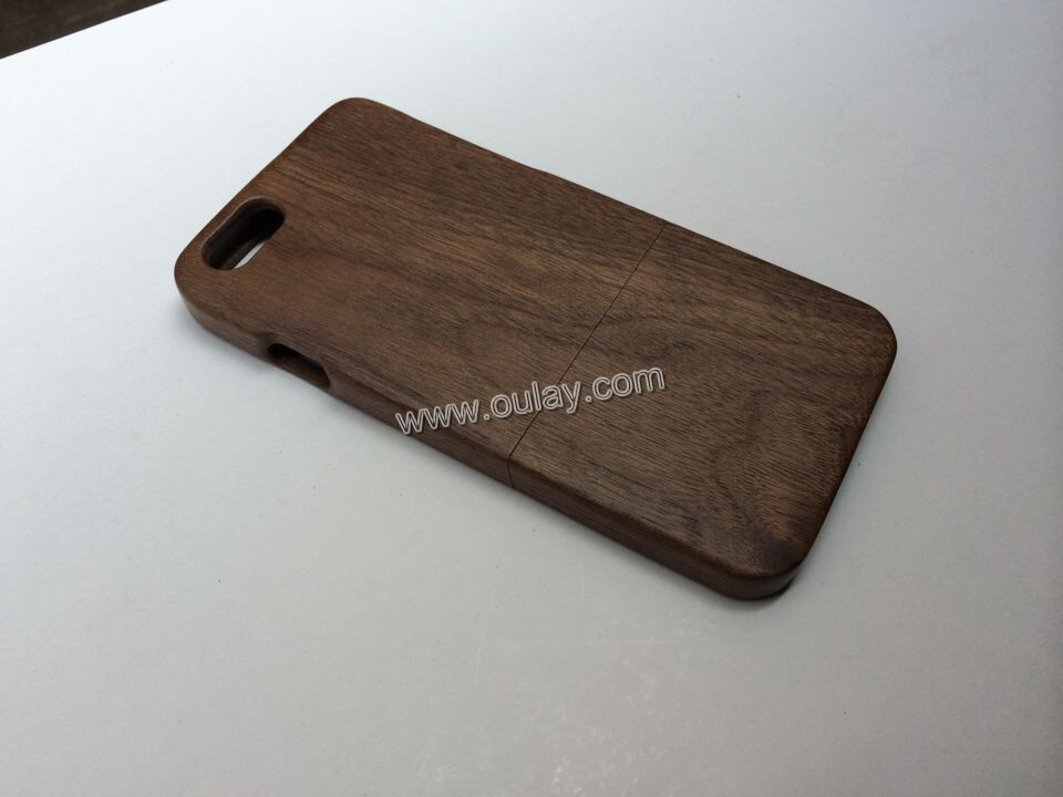 Wooden phone coves