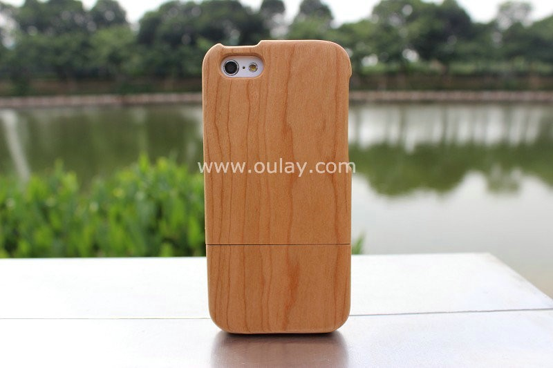wood ipone 5 case and bamboo ipone 5s case wholesale