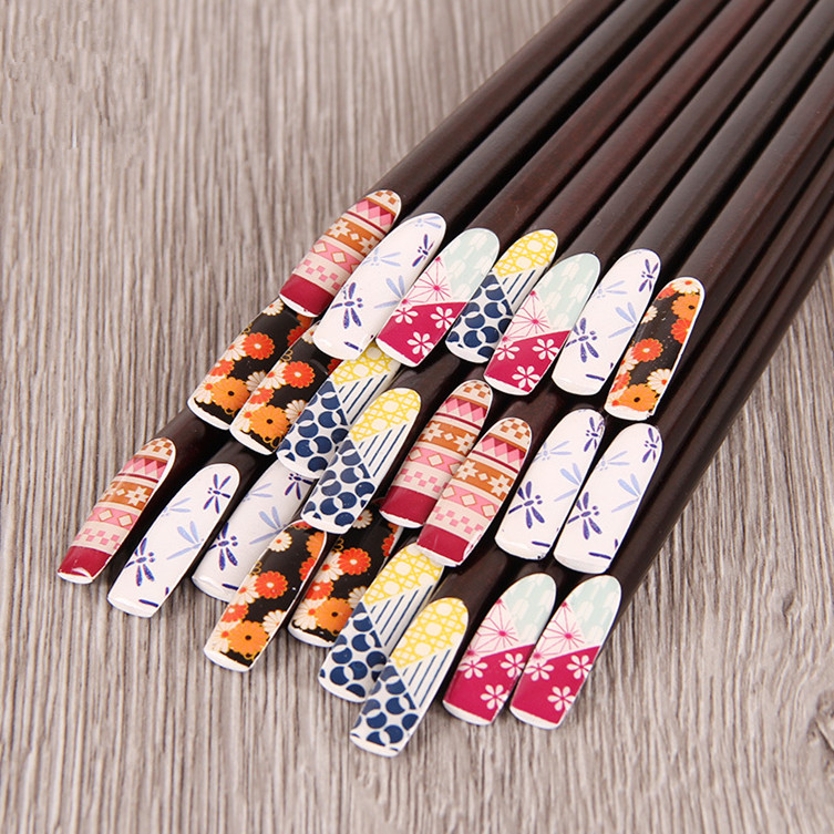 Japanese Sushi Wooden Chopsticks for Restaurant