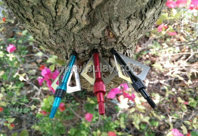 sharply broadheads/archery tips