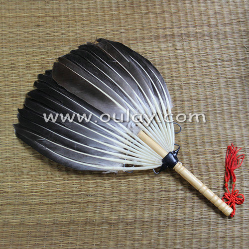 15-20cm goose feather for Ming Fan